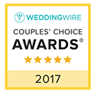 weddingwire couples choice 2017